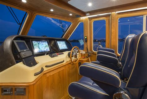 Salon Express interior and exterior images of the sabre 54 salon express motor yacht crafted in maine sabre