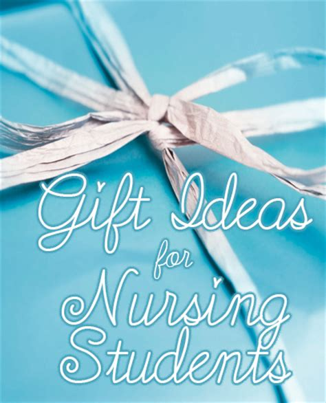 Gifts For Nursing Students - 3 gift ideas for nursing students