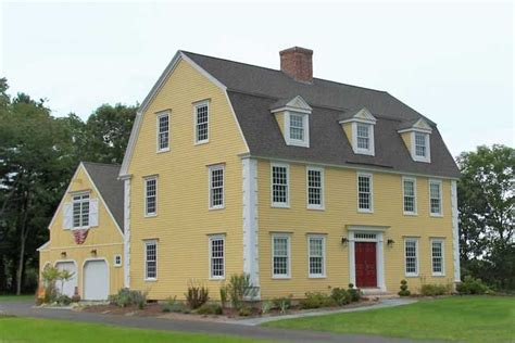 dutch gambrel classic colonial gambrel beautiful homes pinterest