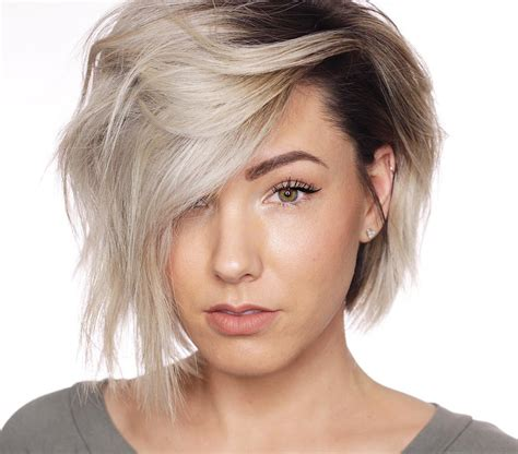 top   beautiful  unique womens short hairstyles