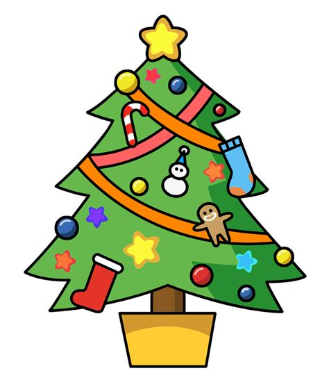 297 Free Christmas Tree Clip Art Images Free Clipart Of Christmas Tree