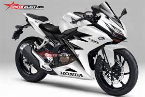 Honda Cbr 300 2017 Honda Cbr250rr Cbr300rr Coming For The R3