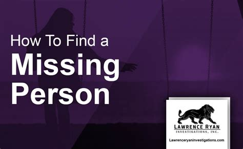 Find In Chicago How To Find A Missing Person In Chicago Il