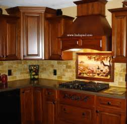 Kitchen Backsplash For Cabinets Kitchen Backsplash Ideas With Oak Cabinets