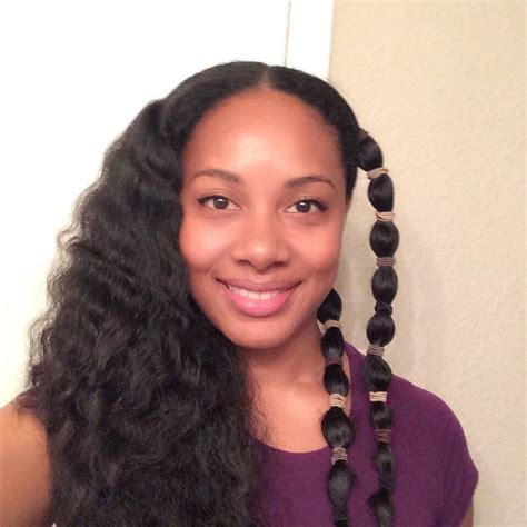 Straightened Black Hairstyles by 4 Ways To Straighten Hair No Heat Needed