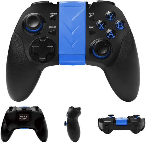 samsung bluetooth gamepad beboncool bluetooth controller for android phone tablet tv box samsung gear vr