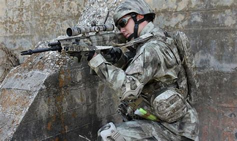 british army to be issued new urban camouflage forces network team t surv これが新型迷彩の実力かっ