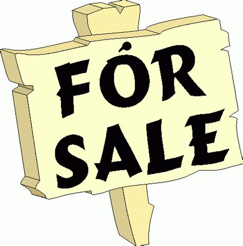 For sale sign 3 clipart for sale sign 3 clip art