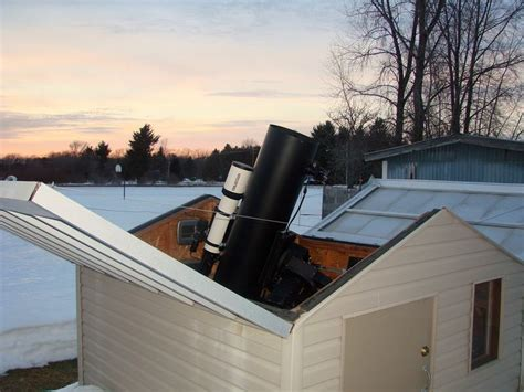 backyard telescope 43 best images about amateur backyard observatories on