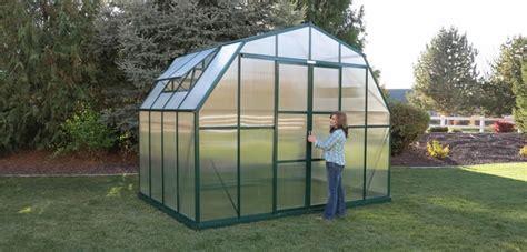 grandio summit  huge barn style greenhouse kit