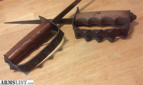 ww1 trench knife armslist for sale ww1 us trench knife