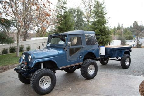 custom willys jeep california custom willys cj5 jeep rockcrawler clean on
