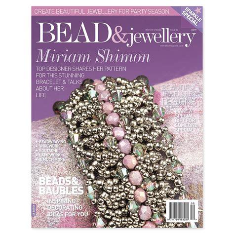 bead and jewellery magazine magazine bead jewellery sp 233 cial hiver 2017 en