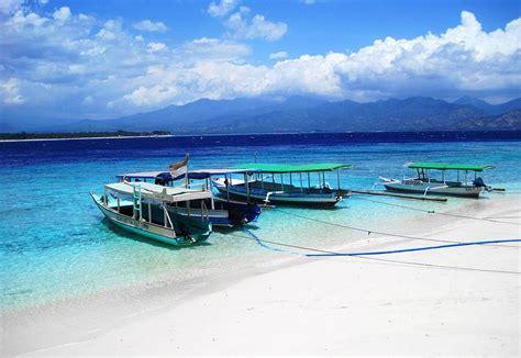 Air Bali bali to gili air gili island fastboats
