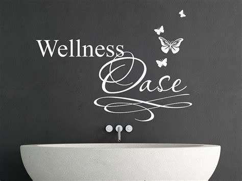 wandtattoo wellness wandtattoos bad wellness mit schmetterlingen