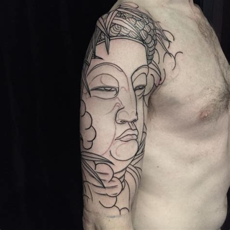 fat buddha tattoo 60 meaningful buddha designs for buddhist and not only