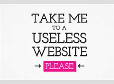 The Useless Web: a collection of the world's most ... Useless Websites Game