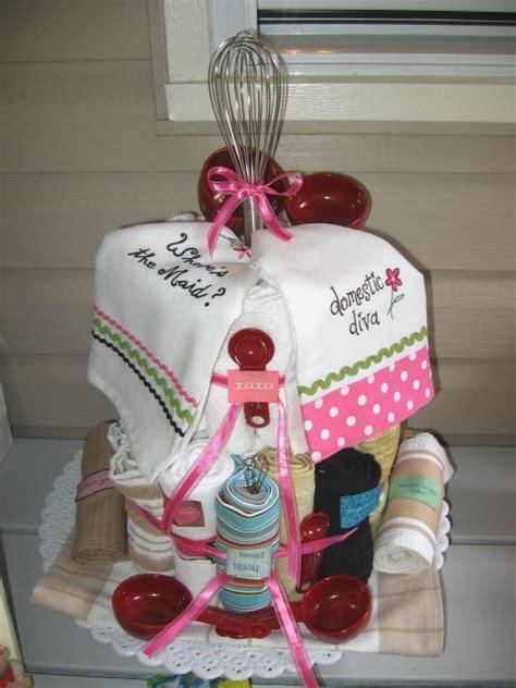 kitchen tea present ideas bridal shower housewarming gift idea more