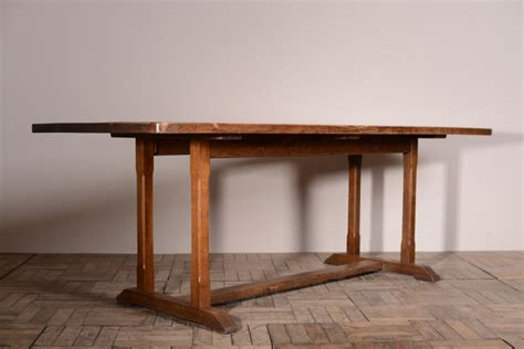 Heals Dining Tables Large 1930 S Heals Oak Refectory Dining Table 288601 Sellingantiques Co Uk