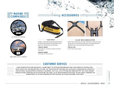 mercers marine outdoor 2011 2012 product catalogue by 2015 mercers marine cataloge marine catalog steiner optics