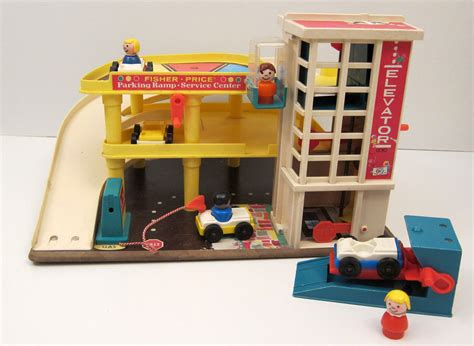 Fisher Price Garage by Fisher Price Parking R Service Center Parking Garage With