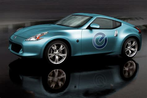 nissan electric sports car nissan prepares electric sports car news top speed