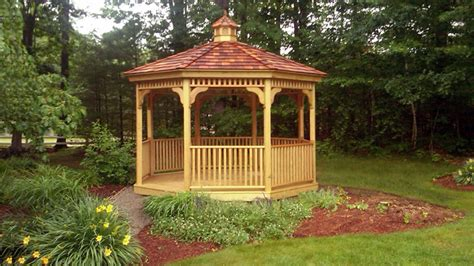 reeds ferry sheds gazebo photos