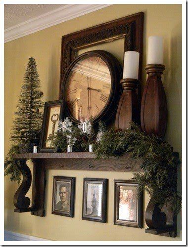 no fireplace or mantle improvise dream home pinterest