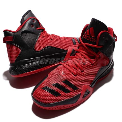 adidas dt bball mid black mens basketball shoes sneakers aq7755 ebay