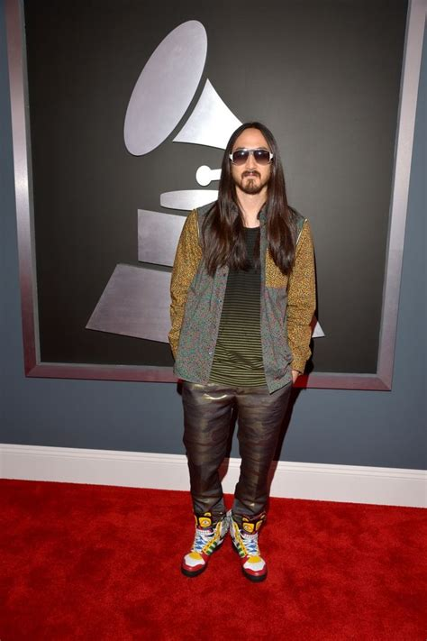 steve aoki arrives at the 55th annual grammy awards grammy awards 2013 steve aoki