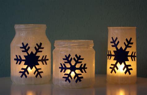 Teelichter Basteln Weihnachten by Windlichter Basteln Und Auf Gute Gedanken Kommen