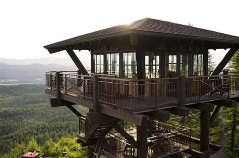 house plans with lookout tower fire lookout tower home plans