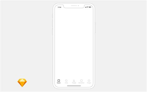 150 Free Iphone X Mockup Templates Resources 187 Css Author Iphone Wireframe Template