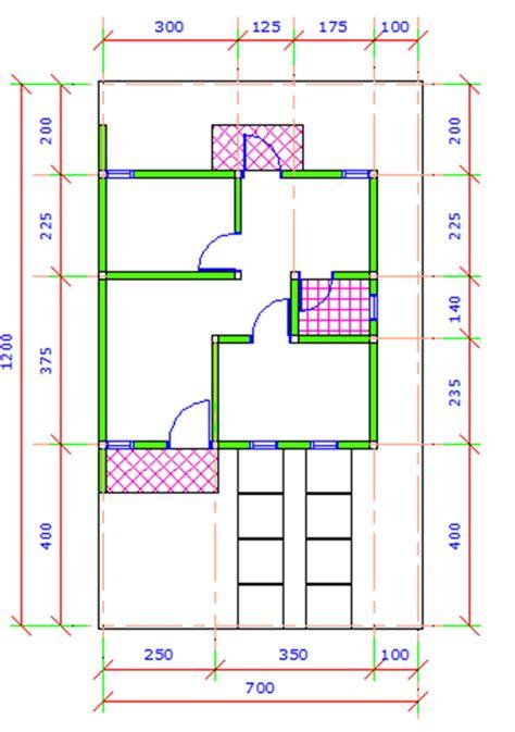desain rumah type  cymblots notes