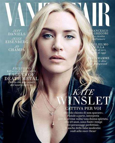 Kate Winslet Gets For Vanity Fair by 1809 Best Magazine Images On