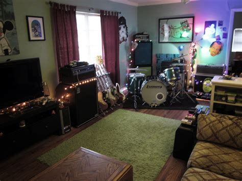 Guitar Room Ideas by Guitar Rooms Need Ideas And Pics Page 60 The Gear Page