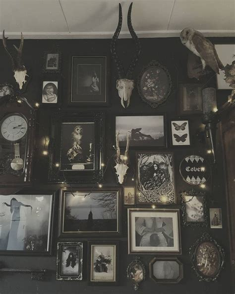 25 best ideas about spooky decor on