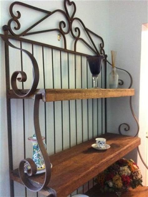 Rustic Bakers Rack by 25 Best Ideas About Rustic Bakers Racks On