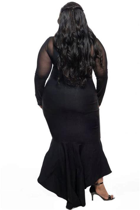 s plus size clothing 3x 5x illusion neckline