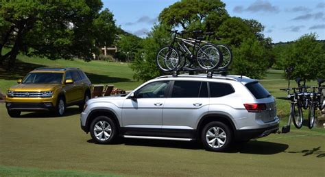 volkswagen atlas silver wardsauto test drive vw maps out proper cuv at last