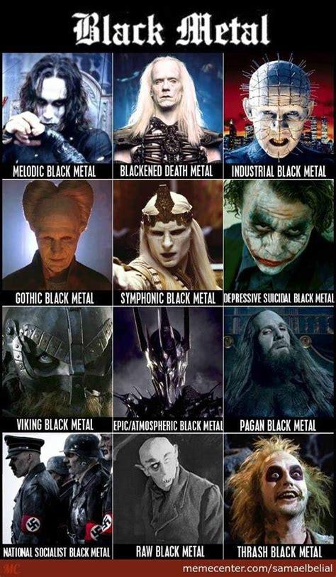 Black Metal Memes - metal memes metal amino