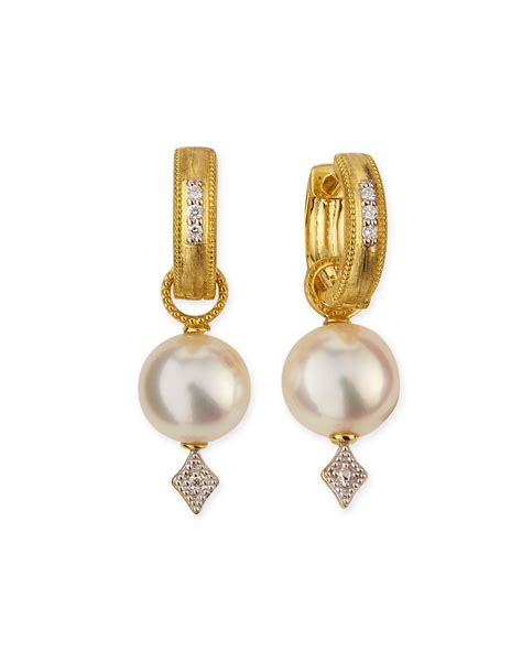 jude frances lisse small 18k gold hoop earrings w