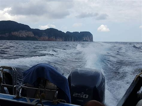 best speed boat tour to phi phi island phi phi bamboo by speed boat tours in phuket thailand by