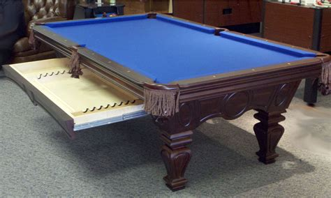 olhausen caldwell pool table shop olhausen pool tables