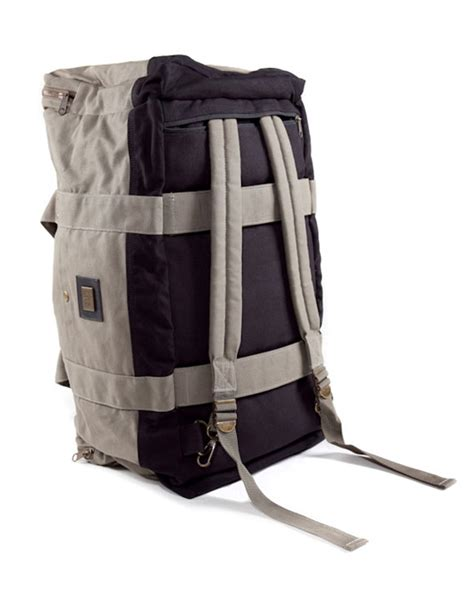 duffle bag or backpack obey standard duffle pack bldgwlf