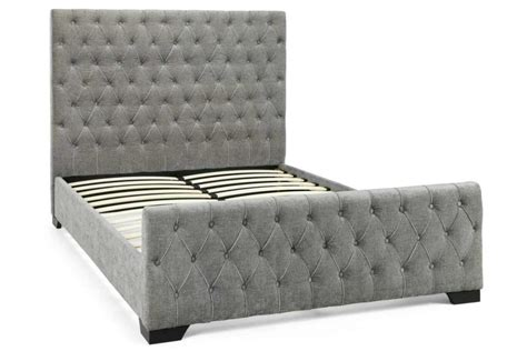 tufted king bed frame king tufted bed frame doherty house best full tufted bed frame