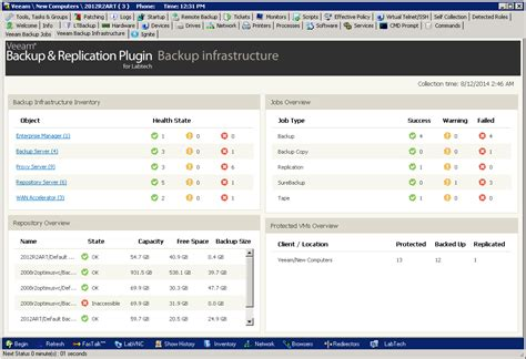Labtech Report Center Templates Veeam Backup Replication In For Labtech Beta Is Here