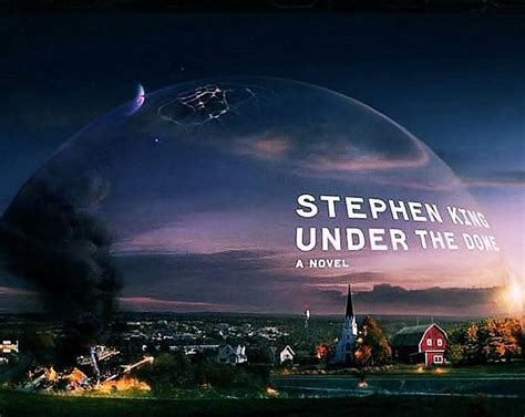 la cupola stephen king the dome trailer e trama stephen king sbarca su