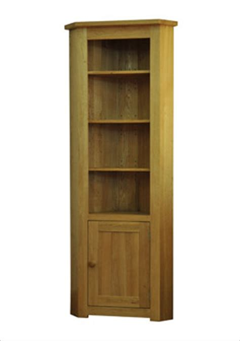 Corner Oak Bookcase Corner Studio Design Gallery Photo