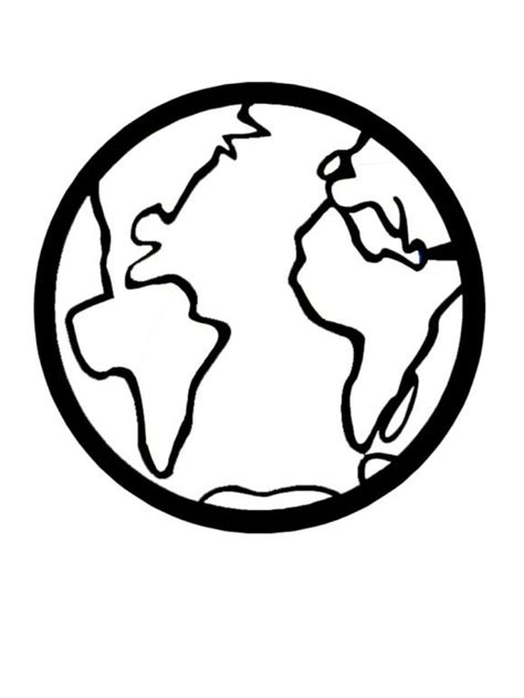 heart earth coloring pages earth heart coloring clipart best